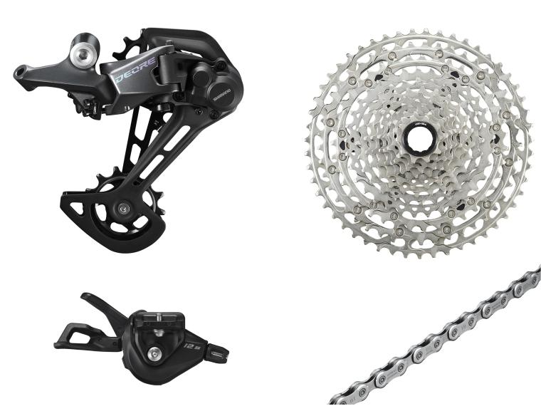 Shimano Deore M6100 Upgrade Kit Gruppe I-Spec EV
