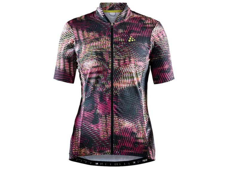 Craft Hale Graphic W Cycling Jersey Purple
