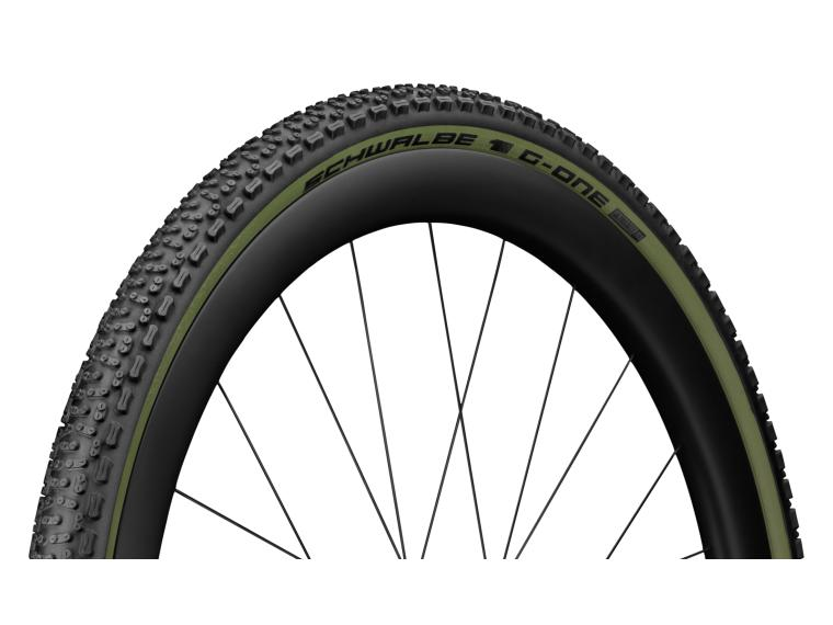 Schwalbe G-One Ultrabite Olive Green
