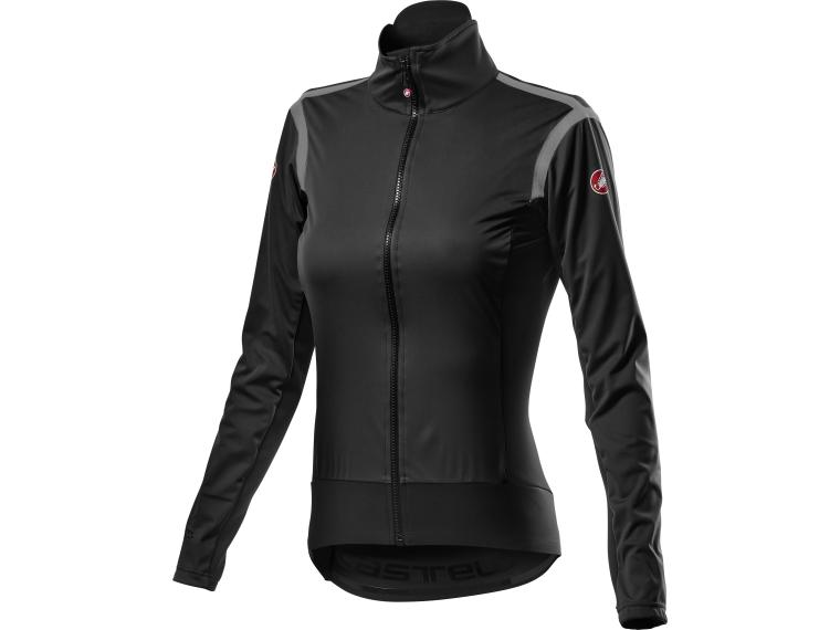 Castelli Alpha RoS 2 W Light Winter Jacket Black