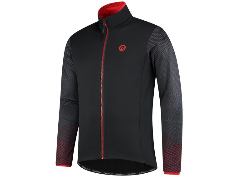Rogelli Wire Winter Jacket Black