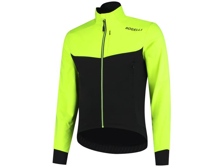 Rogelli Contento 2.0 Winter Jacket Black