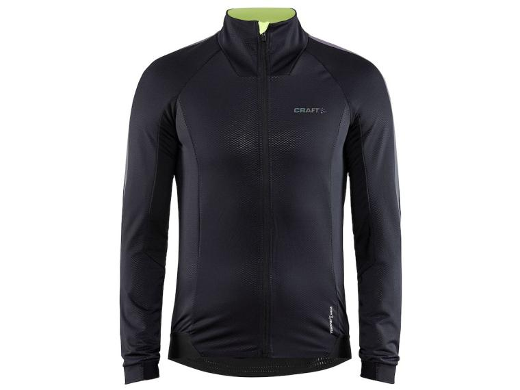 Craft ADV Softshell M Winter Jacket Black