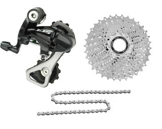Shimano 105 10-Speed Klimverzet Derailleur Upgrade Kit 11 / 32