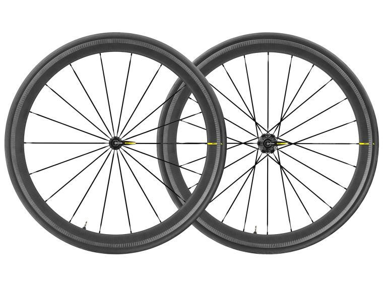 Mavic Cosmic Pro Carbon SL UST Road Bike Wheels