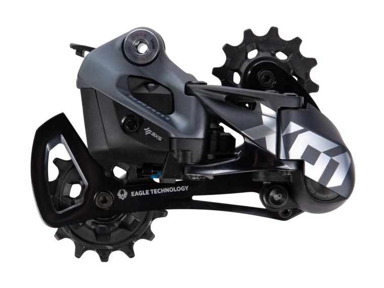 SRAM X01 Eagle AXS Rear Derailleur Black
