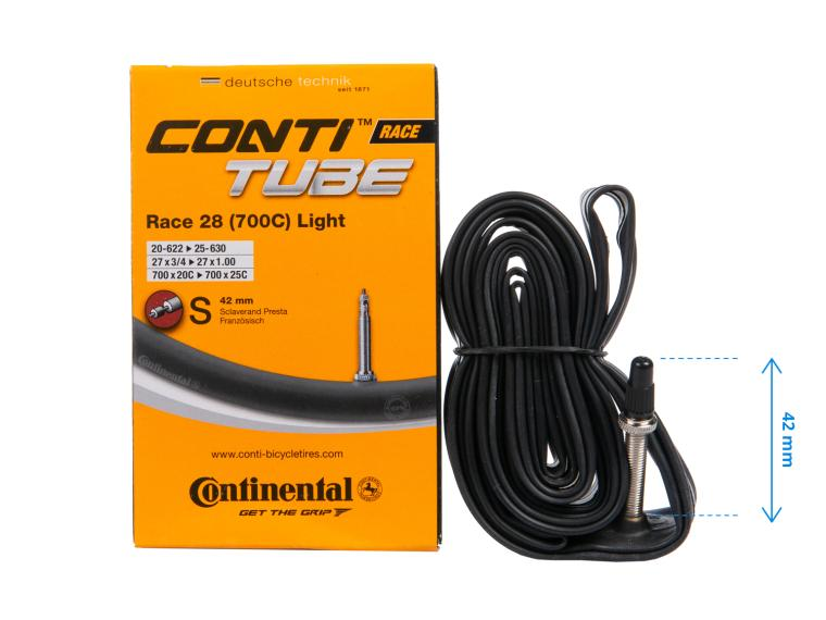 Continental Race 28 Light Binnenband 42 mm