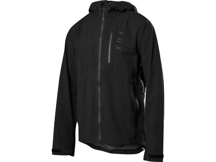 Fox Racing Flexair Neoshell Water Jacket Zwart