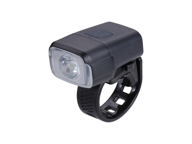 BBB Cycling NanoStrike 400 BLS-130 Front Bike Light Black