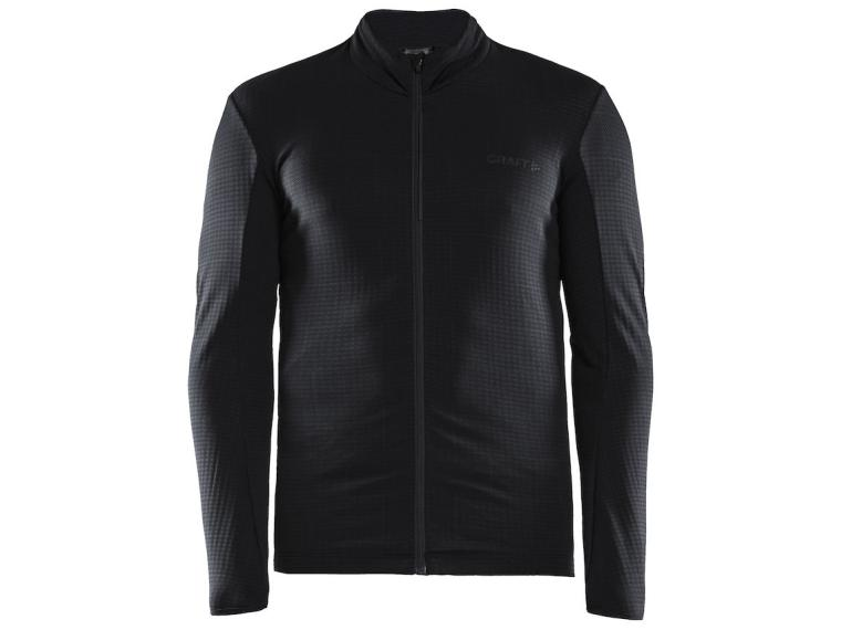 Craft Ideal Thermal Jersey M Fietsshirt Zwart