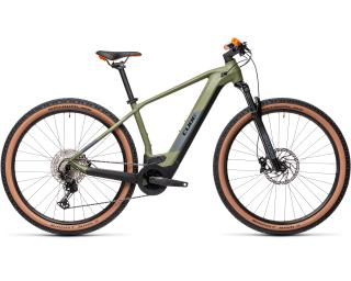 Cube Reaction Hybrid Race 625 29 Elektrische mountainbike