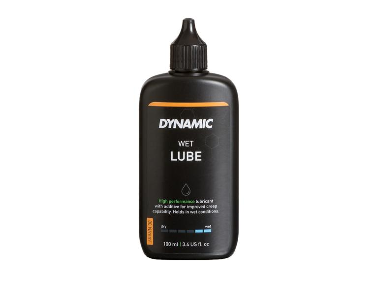Dynamic Wet Lube