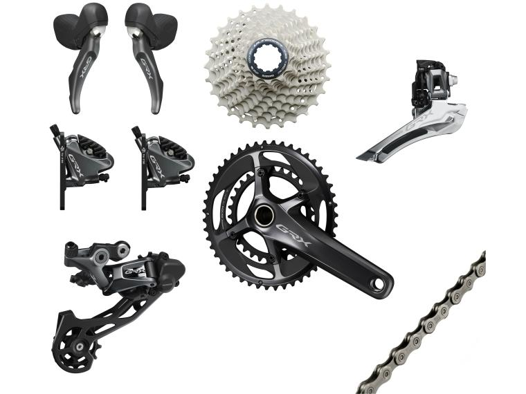 Shimano GRX RX-810 2x11 Groupset