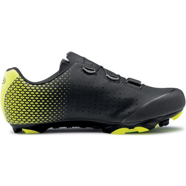 Northwave Origin MTB Fahrrad Schuhe schwarz//gelb 2020