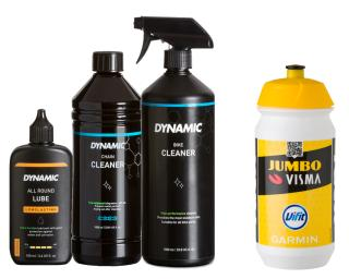 Dynamic Tour de France Bike Care Set