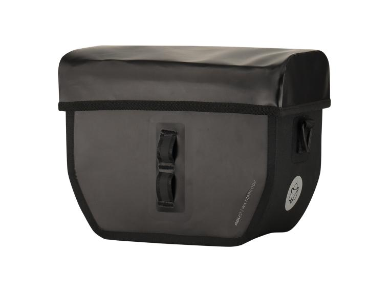 AGU Shelter Tech Handlebar bag Zwart