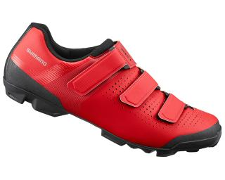 Shimano XC100 MTB Shoes Red