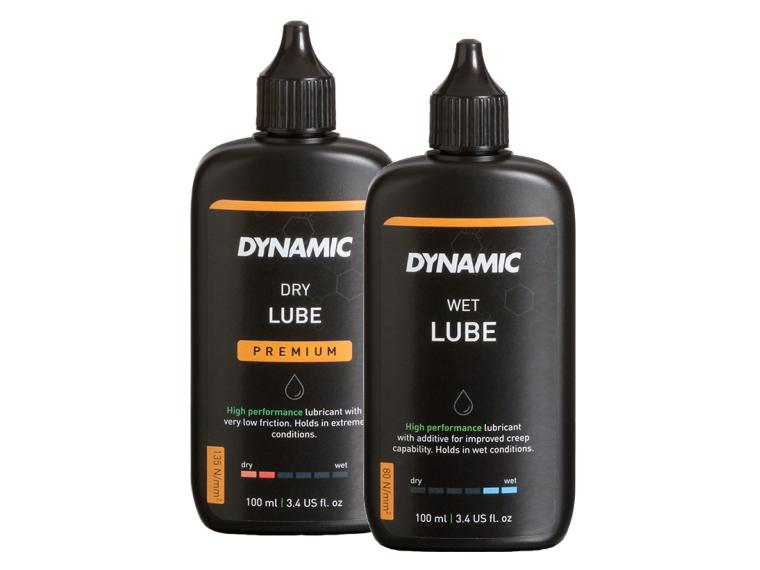 Dynamic Dry Lube & Wet Lube