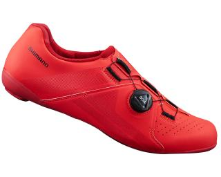 Shimano RC300 Road Shoes Red