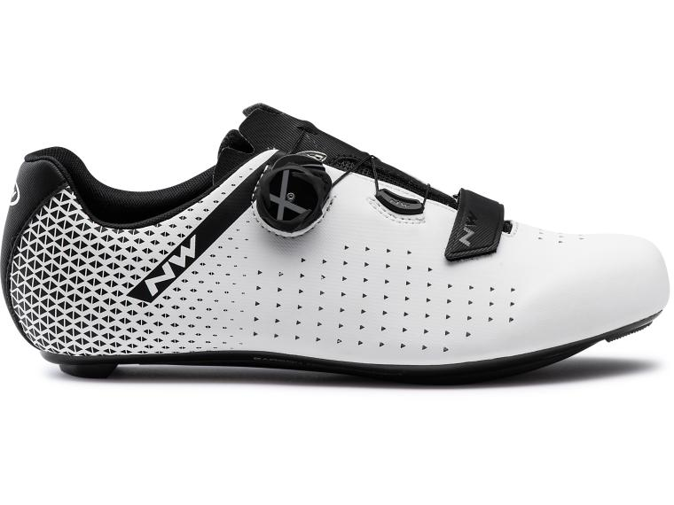 Northwave Core Plus 2 Road Shoes White