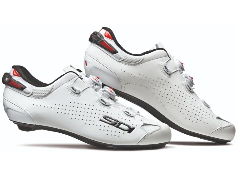 Sidi Shot 2 Road Shoes White