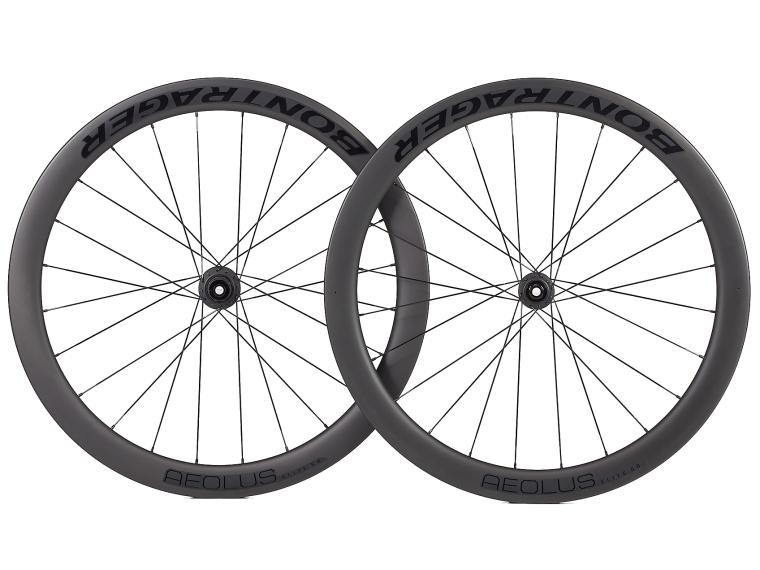 Bontrager Aeolus Elite 50 TLR Disc Road Bike Wheels Set