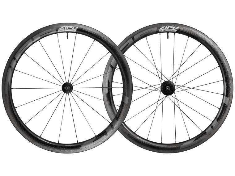 Zipp 303 Firecrest Tubeless Rim Brake Road Bike Wheels Set
