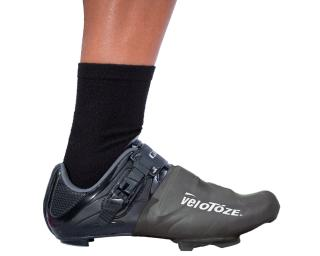 Velotoze Toe Cover Black