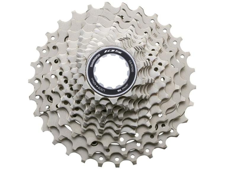 Shimano 105 R7000 11 Speed Cassette 11 / 28 / 11 / 30 / 11 / 32 / 12 / 25 CS-R7000