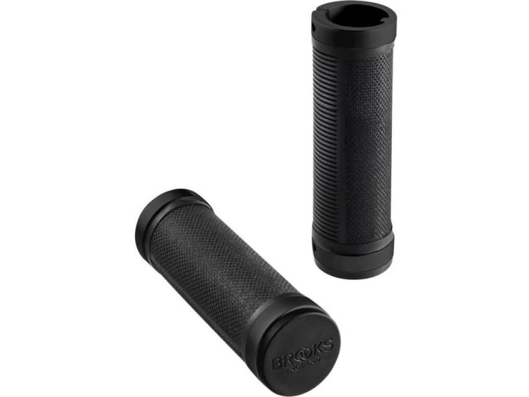 Brooks Cambium Rubber Grips Schwarz / 100 mm