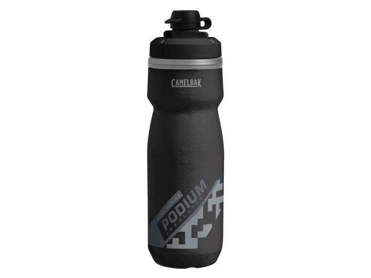 Borraccia Camelbak Podium Dirt Chill 620ml Nero