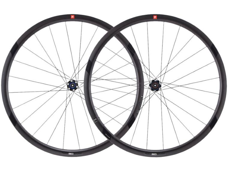 3T Discus C35 Stealth Racefiets Wielen