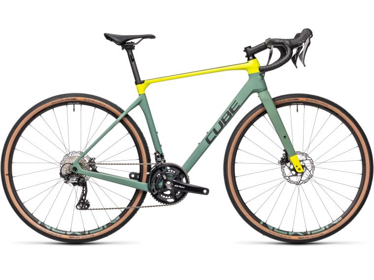 Cube Nuroad C:62 Race Gravel Bike
