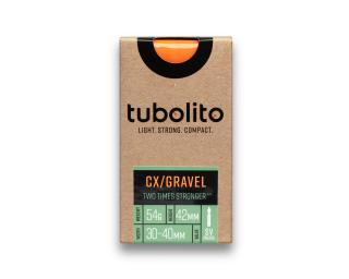 Tubolito Tubo Cross/Gravel Inner Tube  42 mm
