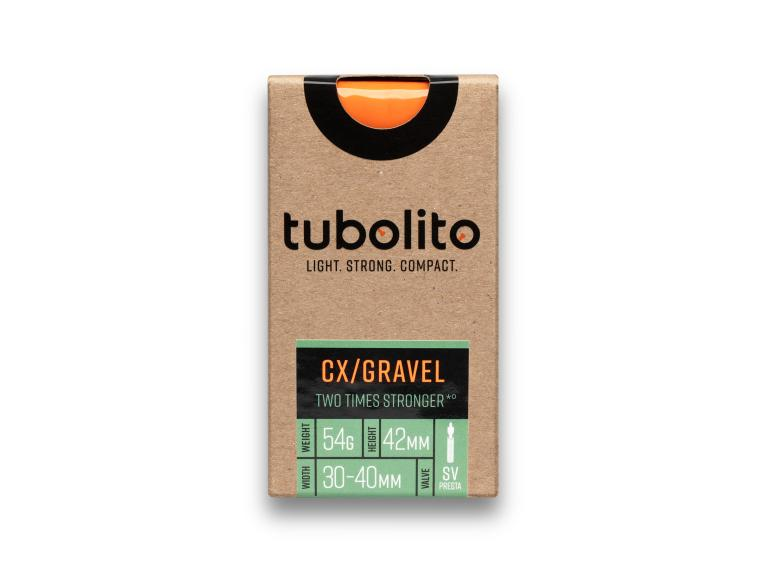 Tubolito Tubo Cross/Gravel Inner Tube  42 mm 60mm