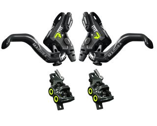 Magura MT7 PRO HC 2021 Disc Brake Set / No. I don't need disc brake rotors