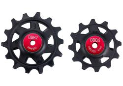 BBB Cycling BDP-17 Ceramic RollerBoys 12-Speed
