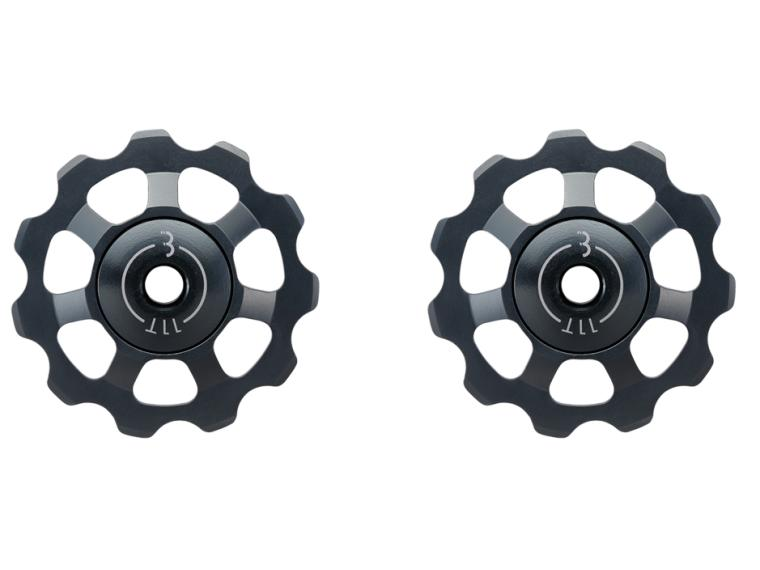 BBB Cycling BDP-21 AluBoys Jockey Wheels