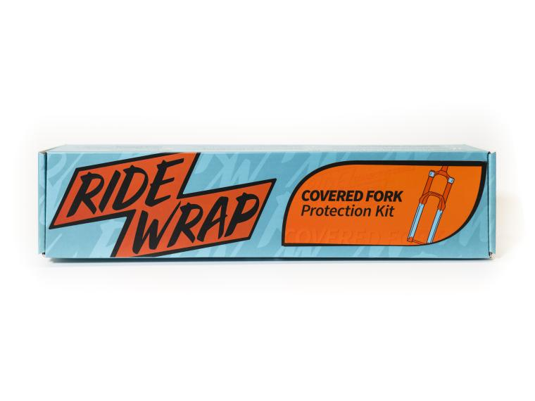 RideWrap Covered Protection Fork