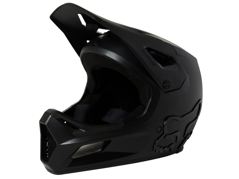 Fox Racing Rampage Helmet Black