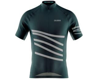 Calobra Course Cycling Jersey Green