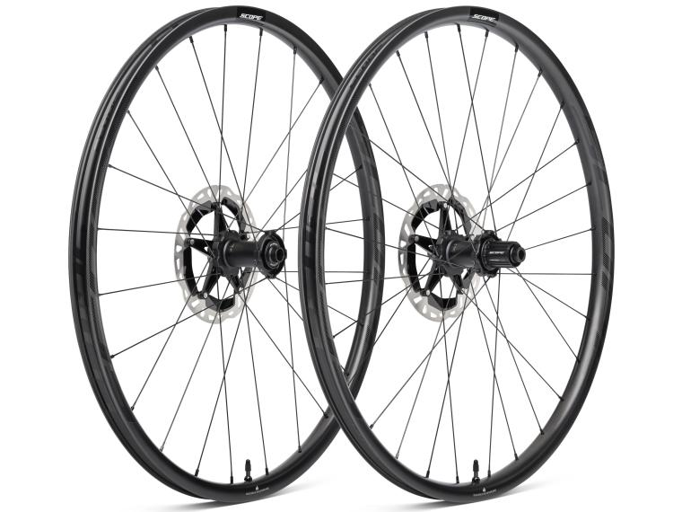 Scope R2.O MTB Wheels Black
