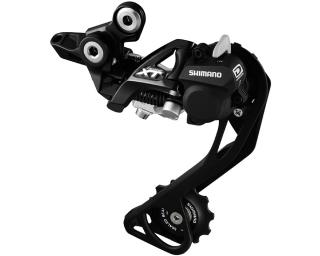 Shimano Deore XT M786 Shadow Plus 10-speed Achterderailleur Zwart