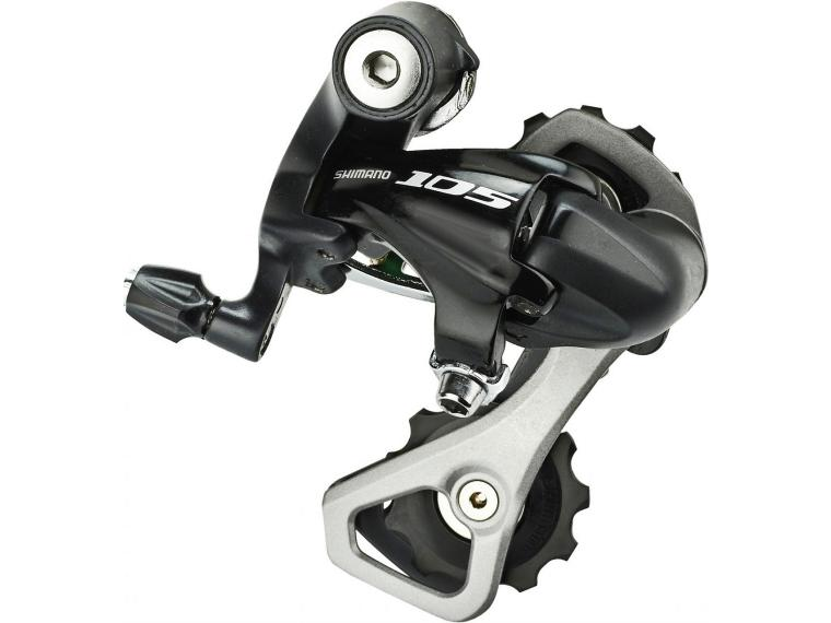 Shimano 105 5701 10 Speed Rear Derailleur Black