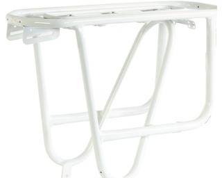 Gazelle Miss Grace / Heavy Duty Rear Rack White