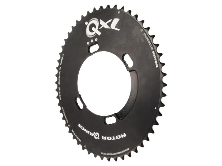 Rotor QXL-ring Aero 4 Arm Shimano 9000/6800/5800 Chainring Outer Ring