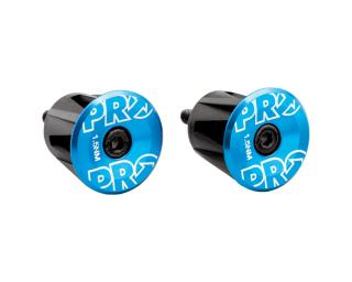 Pro Bar end Plug Blue
