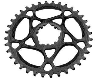 AbsoluteBLACK Spiderless Sram Narrow-Wide Drev Svart