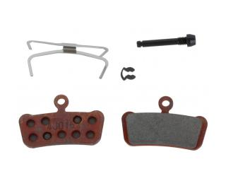 SRAM Guide / Trail Disc Brake Pads Hard (Metal)