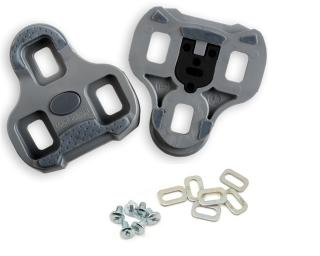 Look Keo Grip Cleats Grey